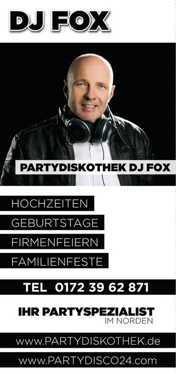 Geburtstags DJ Andreas Hirsch